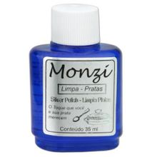 Monzi - Limpa Prata