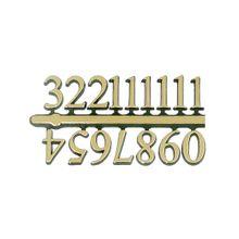 Conjunto de Algarismos Arábicos para Relógios
