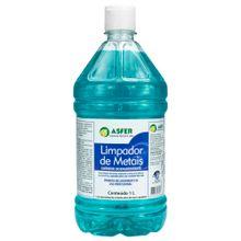 Shampoo Asfer Limpador de Metais