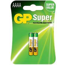 Pilha GP Alcalina AAAA com 2 Unidade