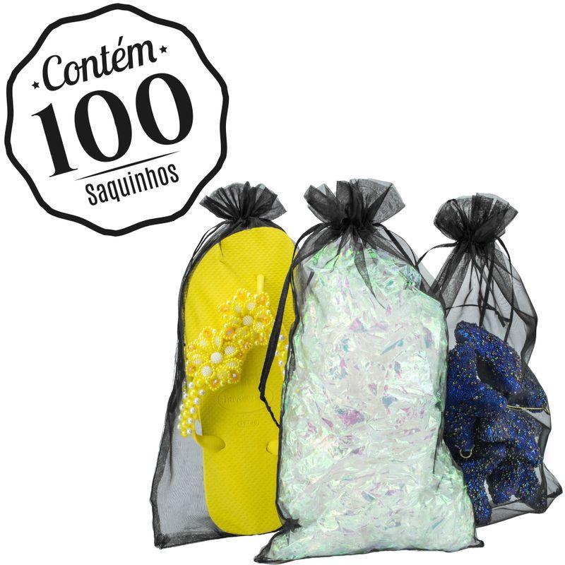 100-Saquinho-de-Organza-20x35-Preto