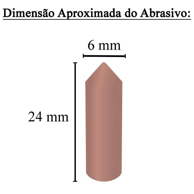 Dimensao-Tubo-Conico-Rosa