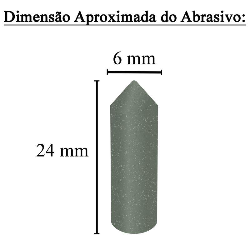 Dimensao-Tubo-Conico-Verde