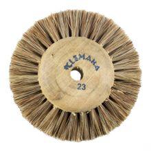 Escova de Crina Circular Clemara (Ref. 23)