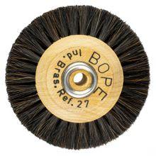 Escova de Crina Circular Bope (Ref. 27)