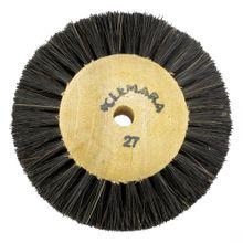 Escova de Crina Circular Clemara (Ref. 27)