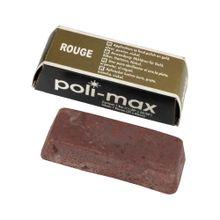 Massa de Polir Rouge Acabamento Final em Ouro, Prata e Aço (Abrasividade Baixa)