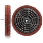 Roda-scoth-brite-vermelha