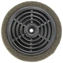 Escova Rotativa Scotch Bright para Polir e Fosquear  (Abrasividade Baixa)