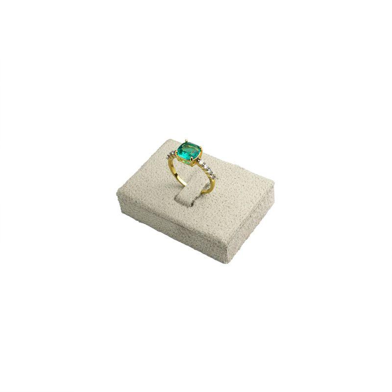 Suede-anel-clip
