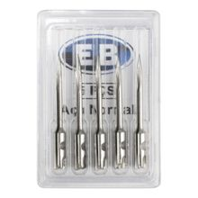 5 Agulhas de aço EB para Aplicador de Fix Pin (Etiquetas em Roupas)