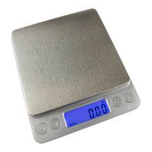 Balança de Precisão em Quilates (500 Gramas)