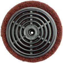 Escova Rotativa Scotch Bright para Polir e Fosquear (Abrasividade Alta)