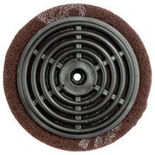 Escova Rotativa Scotch Bright para Polir e Fosquear (Abrasividade Média)